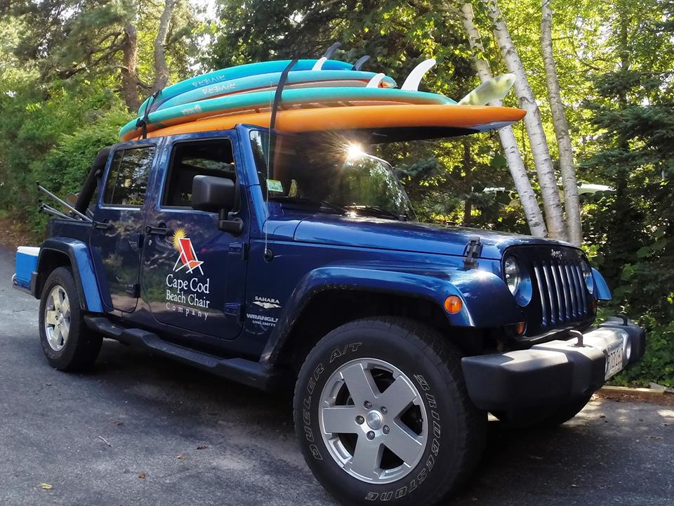 Company Jeep Adventure Chatham Operates Out Of The Cape Cod Beach Chair ...